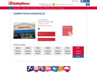 http://www.hobbytown.com/Knoxville-TN/