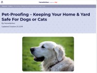 http://www.homeadvisor.com/r/pet-proofing-home-yard/