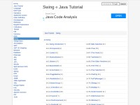 http://www.java2s.com/Tutorial/Java/0240__Swing/Catalog0240__Swing.htm
