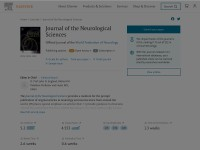 http://www.journals.elsevier.com/journal-of-the-neurological-sciences