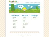 http://www.kidsites.com/