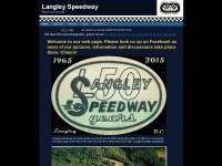 http://www.langleyspeedway.ca/index.html