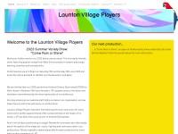 http://www.launtonvillageplayers.org.uk/