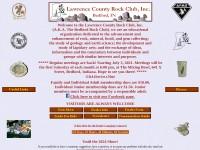 http://www.lawrencecountyrockclub.org/