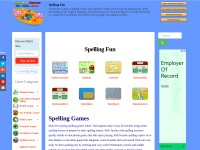 http://www.learninggamesforkids.com/spelling_games.html