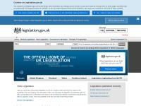http://www.legislation.gov.uk/