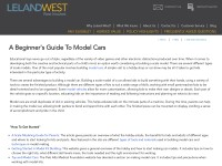 http://www.lelandwest.com/beginners-guide-to-model-cars.cfm