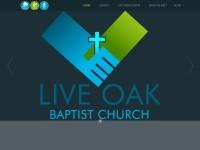 http://www.liveoakbaptist.org/