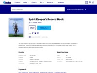 http://www.lulu.com/shop/mother-moon/spirit-keepers-record-book/paperback/product-20238877.html