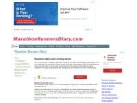 http://www.marathonrunnersdiary.com/