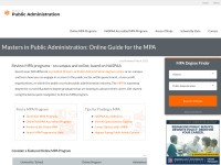 http://www.mastersofpublicadministration.org/