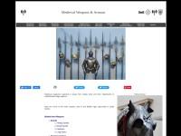 http://www.medievalwarfare.info/weapons.htm