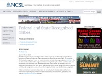http://www.ncsl.org/research/state-tribal-institute/list-of-federal-and-state-recognized-tribes.aspx