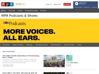 http://www.npr.org/rss/podcast/podcast_directory.php