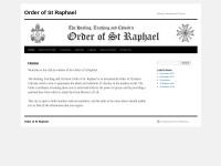 http://www.orderofstraphael.org.uk/