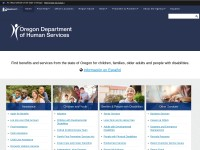 http://www.oregon.gov/DHS/Pages/index.aspx