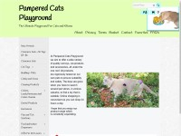 http://www.pamperedcatsplayground.com.au/index.html