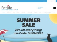http://www.petlifeonline.co.uk/