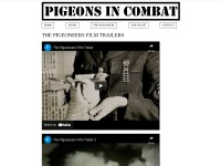 http://www.pigeonsincombat.com/thepigeoneerswebpage.html
