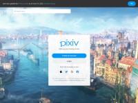 http://www.pixiv.net/mypage.php
