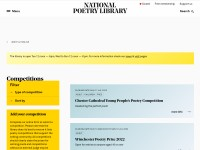 http://www.poetrylibrary.org.uk/competitions/
