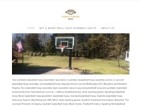 http://www.portablebasketballhoopassembly.com