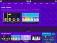 http://www.primarygames.com/arcade/music.php