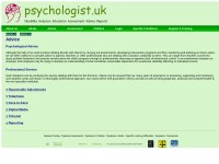http://www.psychologist.co.uk/advice/