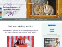http://www.raising-rabbits.com
