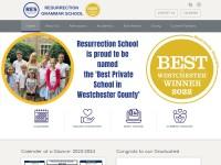 http://www.resurrectionschool.com