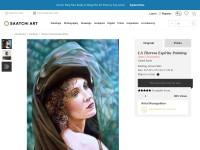 http://www.saatchionline.com/art/Painting-LA-Theresa-Espiritu/554980/1799957/view