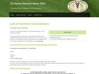 http://www.seereer.org/list-of-seereer-associations