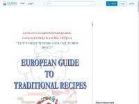 http://www.slideshare.net/AnnaSepioo/european-guide-to-traditional-recipes