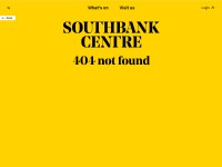 http://www.southbankcentre.co.uk/find/music/tickets/music-art-and-social-change-68126