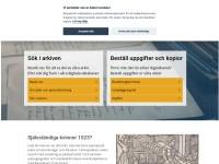 http://www.statensarkiv.se/