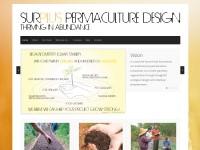 http://www.surpluspermaculture.org/