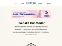 http://www.svenskahundfoder.se/