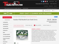 http://www.tacklewarehouse.com/Sunline_FX2_Braided_Line_Dark_Green/descpage-SFX2.html?from=detroph