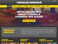 http://www.tervolankonepaja.fi