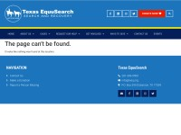 http://www.texasequusearch.org/links.html