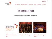 http://www.theatrestrust.org.uk/