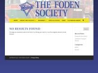 http://www.thefodensociety.org.uk/index.htm