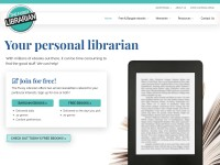 http://www.thefussylibrarian.com/