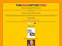 http://www.thesignsofthetimes.co.uk/