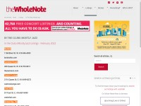 http://www.thewholenote.com/index.php/listings/intheclubsjazz