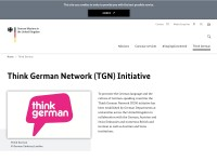 http://www.thinkgerman.org.uk