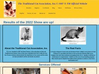 http://www.traditionalcats.com