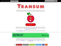 http://www.transum.org/