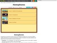 http://www.turtlediary.com/game/homophones.html