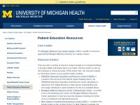 http://www.uofmhealth.org/patient-visitor-guide/hercn